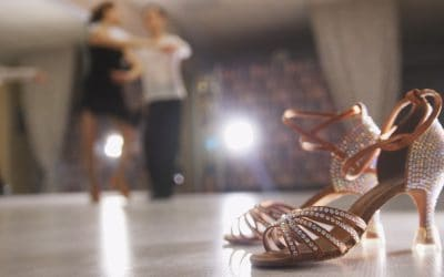 Professional ballroom dance shoes: Top 3 Benefits